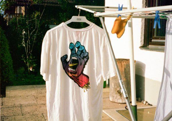 Textile customization techniques