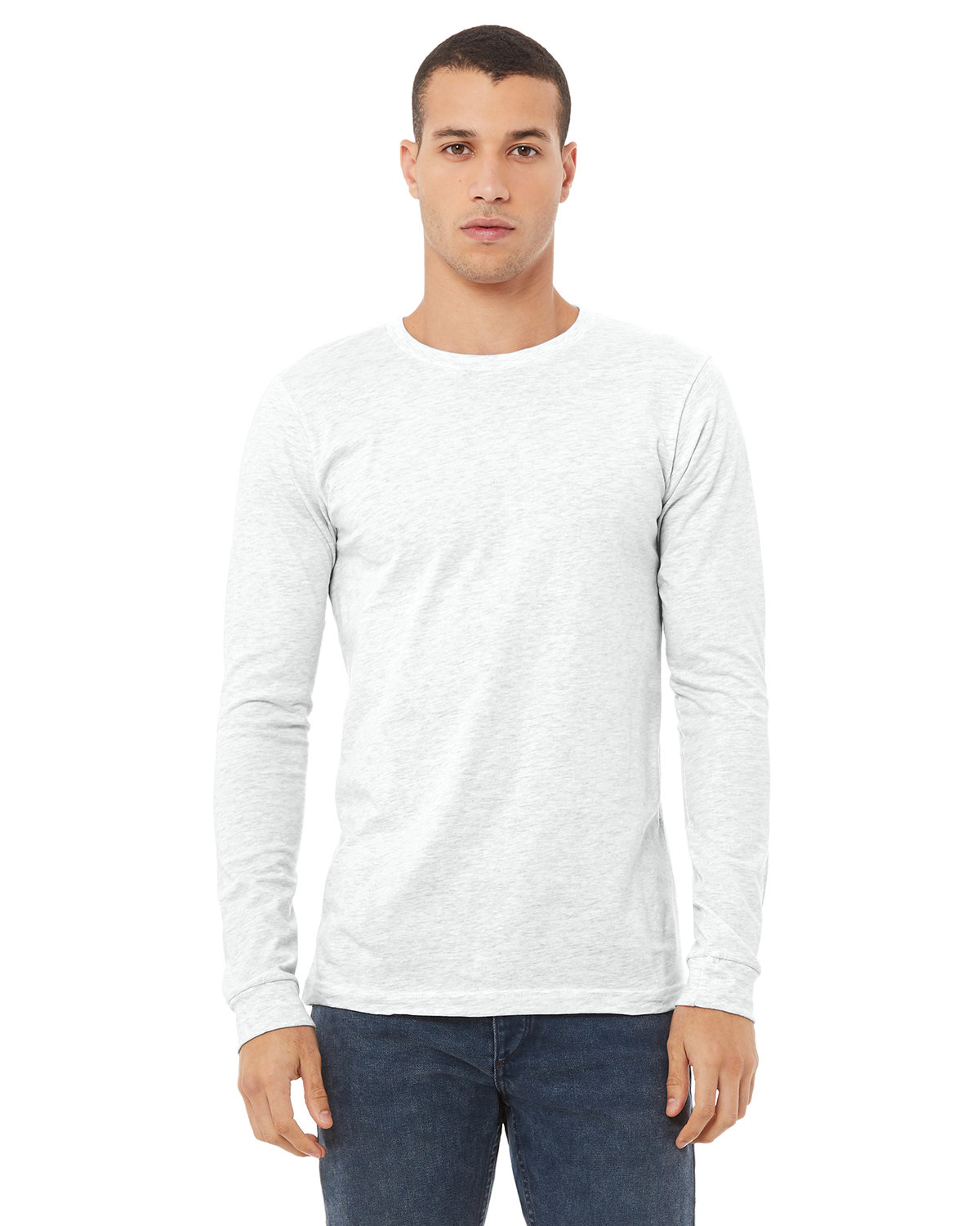 Bella Canvas 3501 - Long Sleeve Jersey T-Shirt | Wordans USA