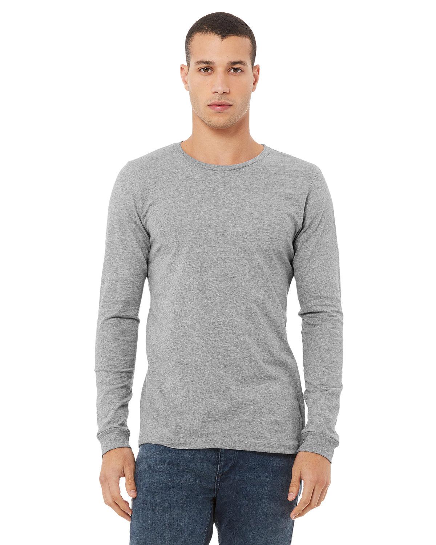 Bella Canvas 3501 - Long Sleeve Jersey T-Shirt | Wordans USA
