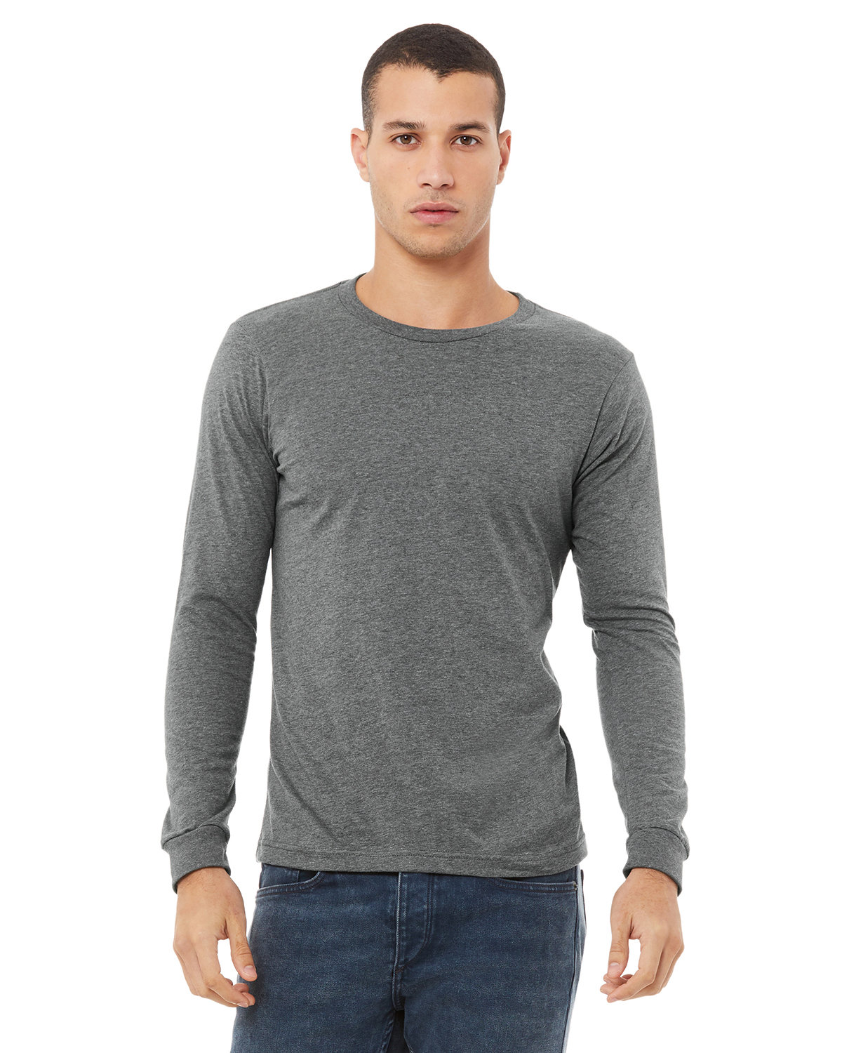 coupon code popular stores professional sale Buy grey long sleeve shirt - 54% OFF! Share discount