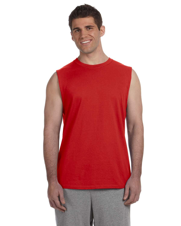 Gildan 2700 - Ultra Cotton™ Sleeveless T-Shirt | Wordans USA