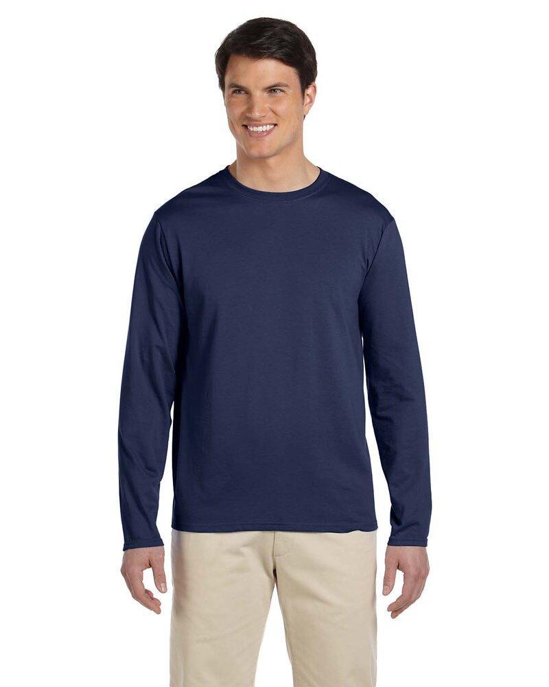 ed726efc72a Gildan 64400 - Softstyle Long Sleeve T-Shirt ...