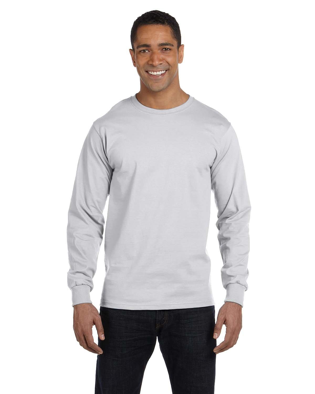 Gildan 8400 - DryBlend™ 50/50 Long Sleeve T-Shirt | Wordans USA