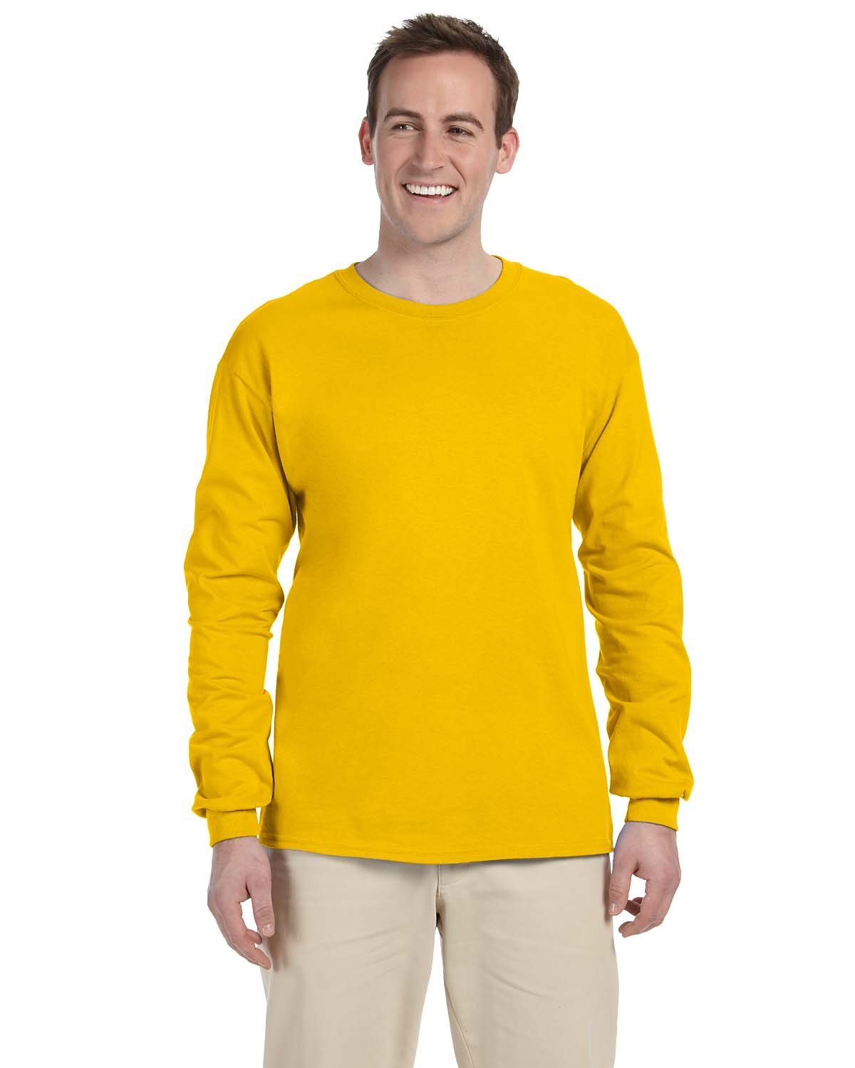Gildan 2400 - Ultra Cotton™ Long Sleeve T-Shirt | Wordans USA