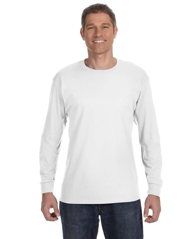 JERZEES 29LSR - Heavyweight Blend™ 50/50 Long Sleeve T-Shirt
