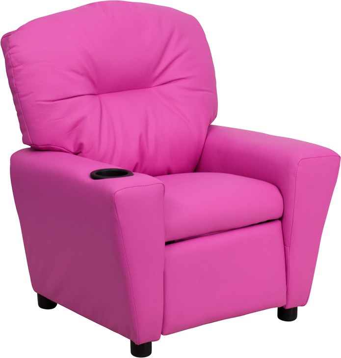 Flash Furniture BT-7950-KID - Contemporary Kids Recliner with Cup ...